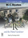 Agatha Raisin and the Potted Gardener  - M.C. Beaton, Penelope Keith