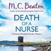 Hamish Macbeth: Death of a Nurse: Hamish Macbeth, Book 31 - M. C. Beaton, David Monteath, Audible Studios