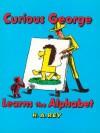 Curious George Learns the Alphabet - H.A. Rey