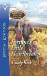 Fortune's Little Heartbreaker (The Fortunes of Texas: Cowboy Country) - Cindy Kirk
