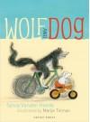 Wolf and Dog - Sylvia Vanden Heede