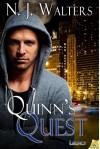 Quinn's Quest (Legacy #4) - N.J. Walters