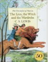 The Lion, the Witch and the Wardrobe (Deluxe Edition) - C.S. Lewis, Pauline Baynes