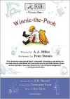 Winnie-the-Pooh Volume 1 (Other Format) - A.A. Milne, Peter Dennis
