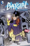 Batgirl (2011-) #35 - Cameron Stewart, Brenden Fletcher, Babs Tarr