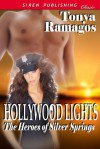 Hollywood Lights [The Heroes of Silver Springs 6] - Tonya Ramagos