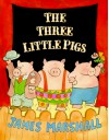 The Three Little Pigs (Railroad Books Series) - James Marshall
