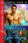 A Man's Worth - Lynn Hagen