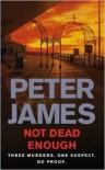 Not Dead Enough - James Patterson,  Peter De Jonge