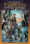 Jim Butcher's The Dresden Files: Wild Card - Mark Powers, Jim Butcher