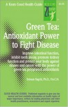 Green Tea: Antioxidant Power to Fight Disease - Debasis Bagchi