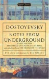 Notes from Underground - Ben  Marcus, Andrew R. MacAndrew, Fyodor Dostoyevsky