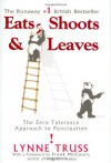 Eats, Shoots & Leaves: The Zero Tolerance Approach to Punctuation - Lynee Truss, Frank McCourt