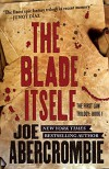 The Blade Itself - Joe Abercrombie