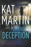 The Deception (Maximum Security #2) - Kat Martin