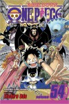 One Piece, Vol. 54: Unstoppable - Eiichiro Oda