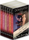 Dominated by the Librarian (Complete Series) - Tara Jones