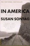 In America : A Novel - Susan Sontag