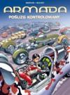 Armada: Poślizg kontrolowany (Sillage, #13) - Jean-David Morvan, Philippe Buchet