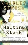 Halting State (Halting State Series #1) - Charles Stross