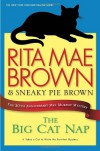 The Big Cat Nap - Rita Mae Brown