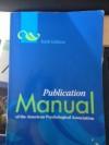 Publication Manual of the American Psychological Association, 6th Ed - Gary R. VandenBos, Mary Lynn Skutley