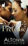A Lover's Pretense (Kimani Romance) - AlTonya Washington