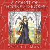 A Court of Thorns and Roses Colouring Book - MAAS SARAH J.