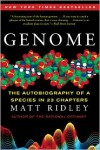 Genome: The Autobiography of a Species in 23 Chapters -