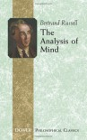 The Analysis of Mind - Bertrand Russell