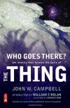 Who Goes There? - John W. Campbell Jr., William F. Nolan