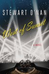 West of Sunset - Stewart O'Nan