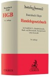 Handelsgesetzbuch - Adolf Baumbach, Klaus J. Hopt