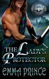 The Lady's Protector (Highland Bodyguards, Book 1) - Emma Prince