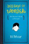 365 Days of Wonder -  R.J. Palacio