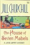 The House of Seven Mabels (Wheeler Hardcover) - Carmen Renee Berry;Jill Churchill