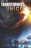 Transformers: Unicron #0 - John Barber