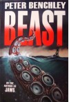 Beast by Peter Benchley (Hardback) - Peter Benchley