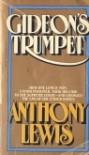 Gideon's Trumpet - Anthony  Lewis