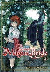 The Ancient Magus' Bride Vol. 2 - Jason DeAngelis, Kore Yamazaki
