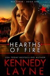 Hearths of Fire (Red Starr, Book One) - Kennedy Layne