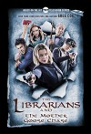 The Librarians and the Mother Goose Chase - Greg Cox