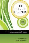 The Skilled Helper - Gerard Egan,  Wilma Schroeder