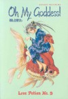 Oh My Goddess! Volume 4: Love Potion No. 9 (Oh My Goddess! (Numbered)) - Kosuke Fujishima