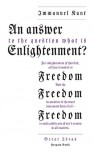 What Is Enlightenment? - Immanuel Kant, Charles River Editors