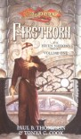 Firstborn - Paul B. Thompson, Tonya C. Cook
