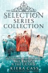 The Selection series collection (#0.5, #1, #2, #2.5, #3) - Kiera Cass