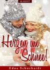 Herzen im Schnee! Weihnachtsroman - Edna Schuchardt, Ednor Mier