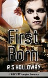 First Born (Interracial Vampire Romance BWWM Paranormal) - Esther Banks, J.A. Fielding