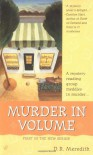 Murder in Volume - D.R. Meredith